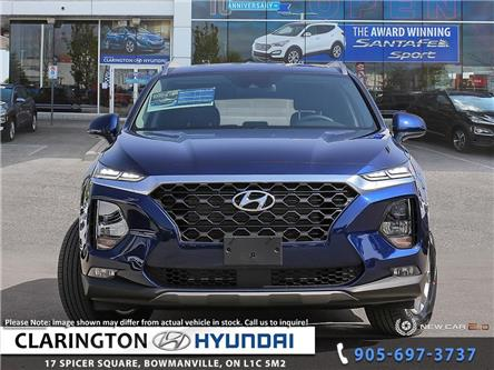 2020 Hyundai Santa Fe Essential 2.4  w/Safety Package (Stk: 20014) in Clarington - Image 2 of 24