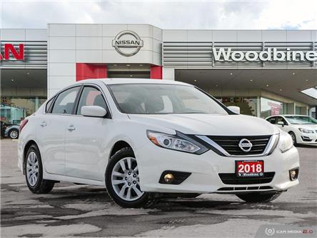2018 Nissan Altima 2.5 S (Stk: P7547A) in Etobicoke - Image 1 of 27