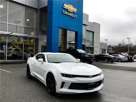 2018 Chevrolet Camaro 1LT (Stk: 9L00021) in North Vancouver - Image 2 of 25