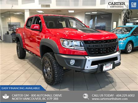 2020 Chevrolet Colorado ZR2 (Stk: CL6748T) in North Vancouver - Image 1 of 13