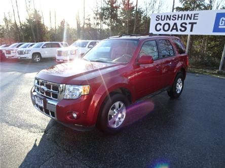 2012 Ford Escape Limited (Stk: SC0137A) in Sechelt - Image 1 of 19