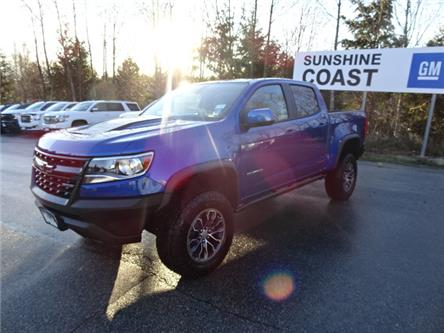 2020 Chevrolet Colorado ZR2 (Stk: CL155115) in Sechelt - Image 1 of 18