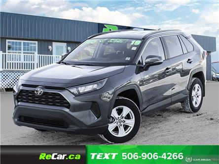2019 Toyota RAV4 LE (Stk: 200138A) in Fredericton - Image 1 of 21