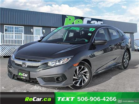 2017 Honda Civic EX (Stk: 200088A) in Fredericton - Image 1 of 23