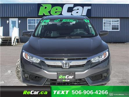 2017 Honda Civic EX (Stk: 200088A) in Fredericton - Image 2 of 23