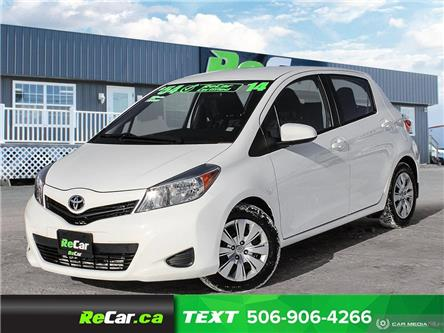 2014 Toyota Yaris LE (Stk: 200118B) in Fredericton - Image 1 of 20