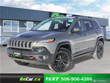 2016 Jeep Cherokee Trailhawk (Stk: 200129A) in Fredericton - Image 1 of 22