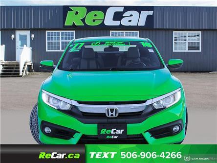 2016 Honda Civic EX (Stk: 200082A) in Saint John - Image 2 of 23