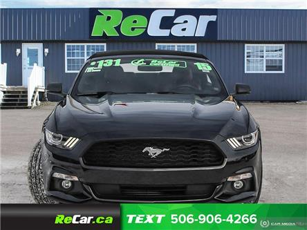 2015 Ford Mustang EcoBoost Premium (Stk: 200148A) in Saint John - Image 2 of 22