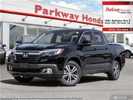 2020 Honda Ridgeline EX-L (Stk: 29000) in North York - Image 1 of 23