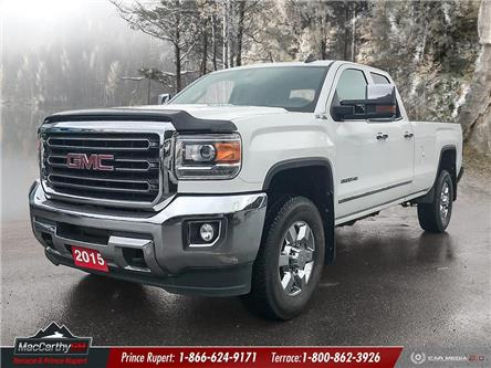 2015 GMC Sierra 3500HD SLT (Stk: TFZ509468) in Terrace - Image 1 of 14