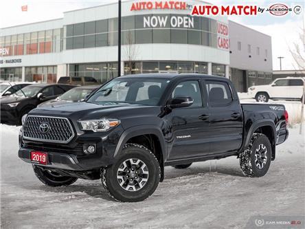 2019 Toyota Tacoma  (Stk: U4947) in Barrie - Image 1 of 26