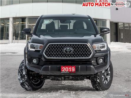 2019 Toyota Tacoma  (Stk: U4947) in Barrie - Image 2 of 26