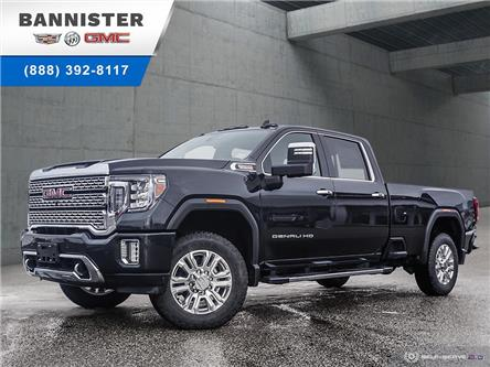 2020 GMC Sierra 3500HD Denali (Stk: 20-185) in Kelowna - Image 1 of 11