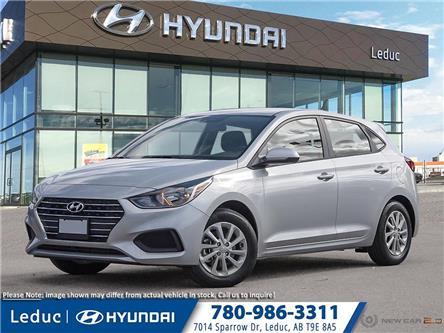2020 Hyundai Accent Preferred (Stk: FL20AC5607) in Leduc - Image 1 of 23