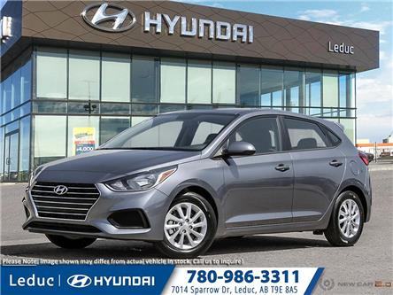 2020 Hyundai Accent Preferred (Stk: FL20AC5416) in Leduc - Image 1 of 23