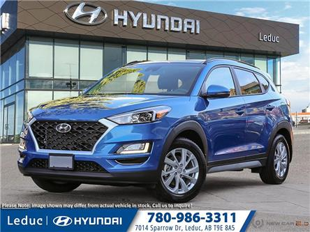 2020 Hyundai Tucson Preferred w/Sun & Leather Package (Stk: FL20TC4999) in Leduc - Image 1 of 23