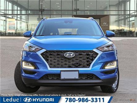 2020 Hyundai Tucson Preferred w/Sun & Leather Package (Stk: FL20TC4999) in Leduc - Image 2 of 23