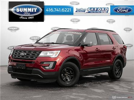 2017 Ford Explorer XLT (Stk: PL21452) in Toronto - Image 1 of 28