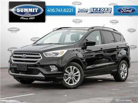 2017 Ford Escape SE (Stk: P21459) in Toronto - Image 1 of 27