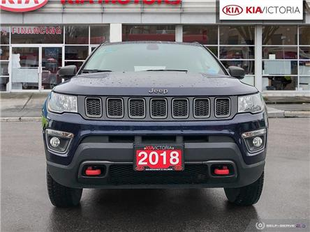 2018 Jeep Compass Trailhawk (Stk: A1533) in Victoria - Image 2 of 25