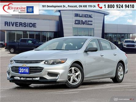 2016 Chevrolet Malibu LS (Stk: 19166A) in Prescott - Image 1 of 27