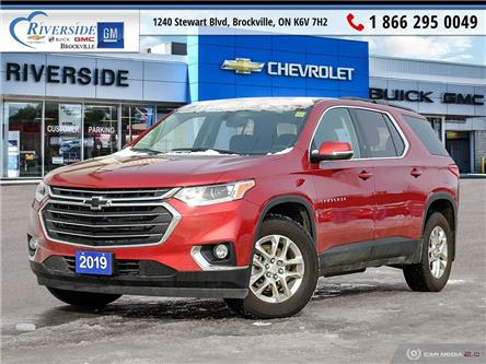 2019 Chevrolet Traverse LT (Stk: 19-178A) in Brockville - Image 1 of 27