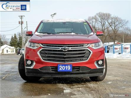 2019 Chevrolet Traverse LT (Stk: 19-178A) in Brockville - Image 2 of 27