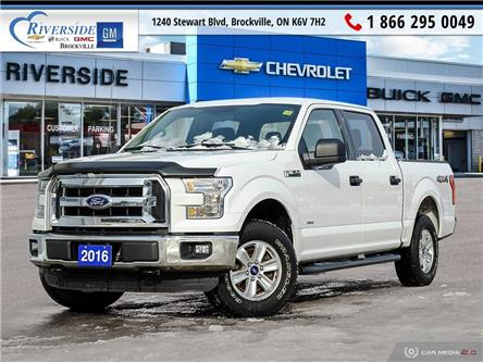 2016 Ford F-150 XLT (Stk: 19-489A) in Brockville - Image 1 of 27