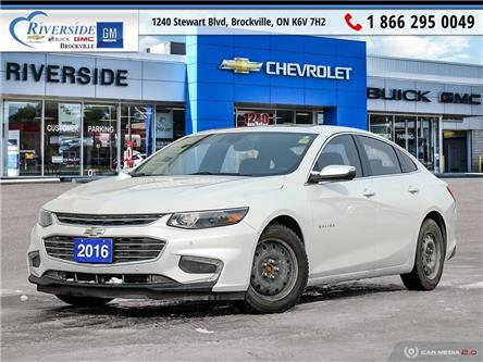 2016 Chevrolet Malibu 1LT (Stk: PR1551) in Brockville - Image 1 of 27