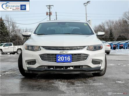 2016 Chevrolet Malibu 1LT (Stk: PR1551) in Brockville - Image 2 of 27