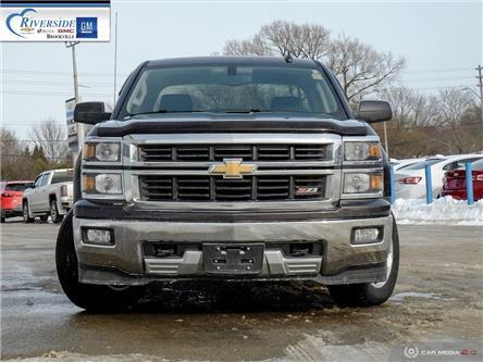 2015 Chevrolet Silverado 1500 1LT (Stk: 19-281A) in Brockville - Image 2 of 27