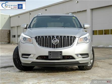 2015 Buick Enclave Leather (Stk: 19-498A) in Brockville - Image 2 of 27