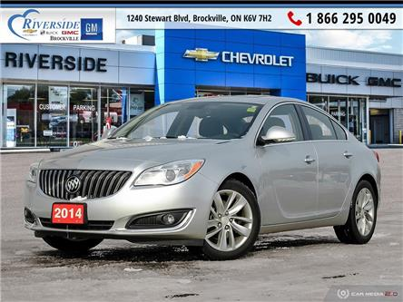 2014 Buick Regal Turbo/e-Assist Premium I (Stk: 19-480C) in Brockville - Image 1 of 27