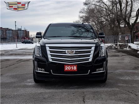 2018 Cadillac Escalade ESV Platinum (Stk: 137511U) in Toronto - Image 2 of 22