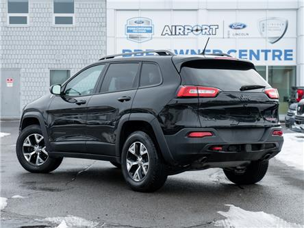 2014 Jeep Cherokee Trailhawk (Stk: A0H977) in Hamilton - Image 2 of 27