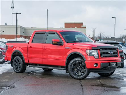 2013 Ford F-150 FX4 (Stk: A90807X) in Hamilton - Image 1 of 24
