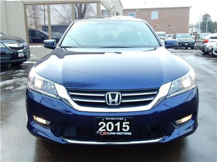 2015 Honda Accord Sport (Stk: 1HGCR2) in Kitchener - Image 2 of 25