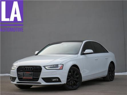 2013 Audi A4  (Stk: 3281-1) in North York - Image 1 of 30