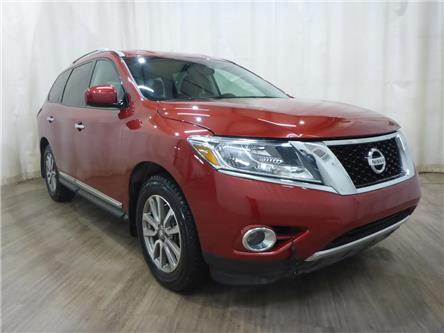 2015 Nissan Pathfinder SL (Stk: 20012264) in Calgary - Image 1 of 25