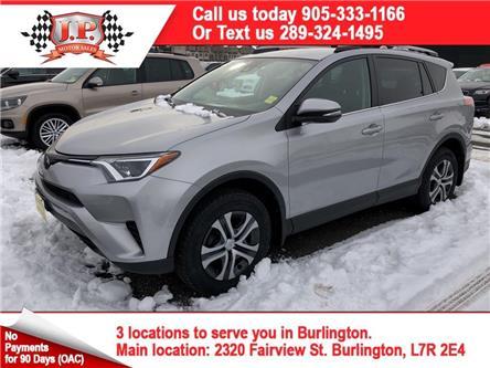 2017 Toyota RAV4 LE (Stk: 48677) in Burlington - Image 1 of 25
