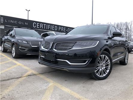 2016 Lincoln MKX Reserve (Stk: CA20106A) in Barrie - Image 1 of 30