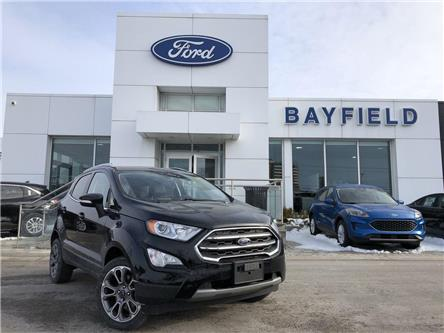2020 Ford EcoSport Titanium (Stk: ET20060) in Barrie - Image 1 of 16