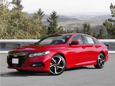 2020 Honda Accord Sport 1.5T (Stk: 20254) in Milton - Image 1 of 23