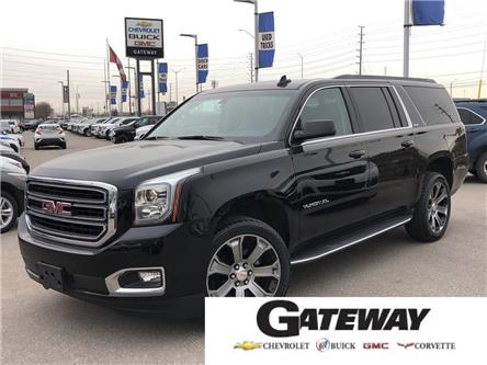 2018 GMC Yukon XL SLE 8 PASSENGER 4X4 BLUETOOTH ONE OWNER VEHICLE (Stk: 146503A) in BRAMPTON - Image 1 of 19