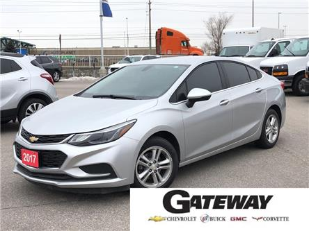 2017 Chevrolet Cruze LT|WiFi|Backup Cam|Apple Carplay|Android Auto| (Stk: 132508B) in BRAMPTON - Image 1 of 18