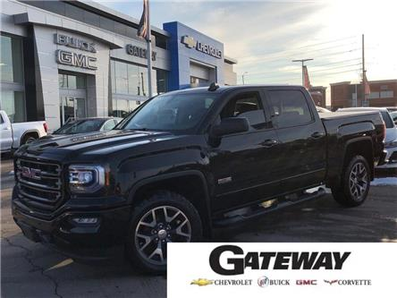2017 GMC Sierra 1500 SLT-SUNROOF-HTD SEATS-WHEEL (Stk: 372795A) in BRAMPTON - Image 1 of 19