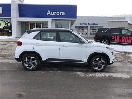 2020 Hyundai Venue  (Stk: 21969) in Aurora - Image 2 of 15