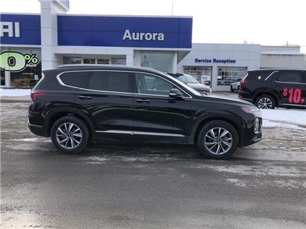 2020 Hyundai Santa Fe  (Stk: 21977) in Aurora - Image 2 of 15