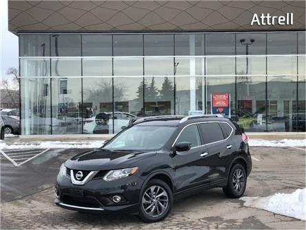 2016 Nissan Rogue Sl (Stk: 5N1AT2) in Brampton - Image 1 of 21